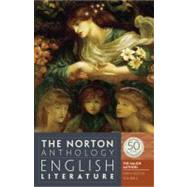 The Norton Anthology of English Literature, The Major Authors (Ninth Edition) (Volume 2) by GREENBLATT,STEPHEN, 9780393919653
