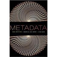 Metadata by Zeng, Marcia Lei; Qin, Jian, 9781555709655
