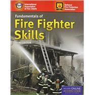 Fundamentals of Fire Fighter Skills by International Association of Fire Chiefs; National Fire Protection Association, 9781284059656