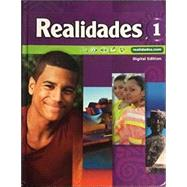 REALIDADES 2014 STUDENT EDITION WITH REALIDADES.COM 6-YEAR LICENSE LEVEL1 by PH, 9780133199659