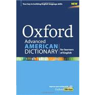 Oxford Advanced American Dictionary for Learners of English by Unknown, 9780194399661