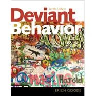 Deviant Behavior, 10/e by Goode, 9780205899661