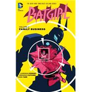Batgirl Vol. 2: Family Business by STEWART, CAMERONFLETCHER, BRENDEN, 9781401259662