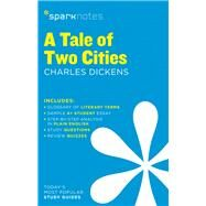 A Tale of Two Cities Sparknotes Literature Guide by Unknown, 9781411469662