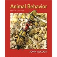 Animal Behavior: An Evolutionary Approach by Alcock, John, 9780878939664