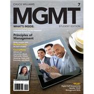 MGMT: Principles of Management by Williams, Chuck, 9781285419664