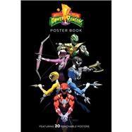 Mighty Morphin Power Rangers Poster Book by Pleban, Dafna; Levine, Matthew; Galer, Alex, 9781608869664
