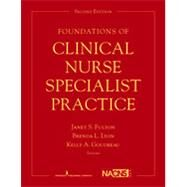 Foundations of Clinical Nurse Specialist Practice by Fulton, Janet S., Ph.d., Rn, 9780826129666