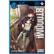 BTOOOM!, Vol. 13 by Inoue, Junya, 9780316339667