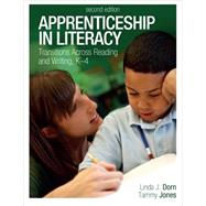 Apprenticeship in Literacy by Dorn, Linda J.; Jones, Tammy, 9781571109668
