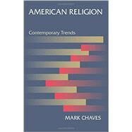 American Religion by Chaves, Mark, 9780691159669
