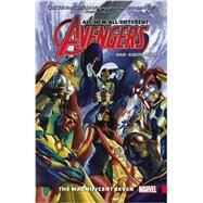 All-New, All-Different Avengers Vol. 1 by Waid, Mark; Kubert, Adam; Asrar, Mahmud, 9780785199670