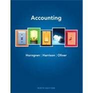 Accounting Plus New MyAccountingLab with Pearson eText -- Access Card Package 9/e