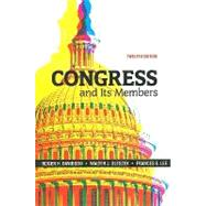 Congress And Its Members by Davidson, Roger H., 9780872899674