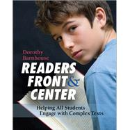 Readers Front & Center by Barnhouse, Dorothy, 9781571109675