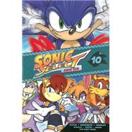 Sonic Select Book 10 by SONIC SCRIBES, 9781619889675