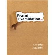 Fraud Examination by Albrecht, 9781337619677