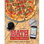 Math in Our World by Sobecki, David; Bluman, Allan, 9780073519678