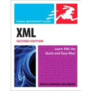 XML Visual QuickStart Guide by Goldberg, Kevin Howard, 9780321559678