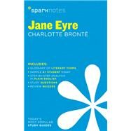 Jane Eyre SparkNotes Literature Guide by SparkNotes; Bronte, Charlotte, 9781411469679