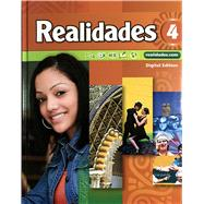 Realidades Level 4 SE (NWL) by Pearson, 9780133199680