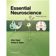 Essential Neuroscience by Siegel, Allan; Sapru, Hreday N., 9781451189681
