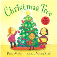 Christmas Tree by MARTIN, DAVIDSWEET, MELISSA, 9780763679682