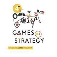 Games of Strategy by Dixit, Avinash; Skeath, Susan; Reiley, David H., 9780393919684