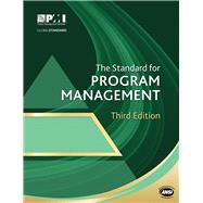 The Standard for Program Management by Project Management Institute, 9781935589686