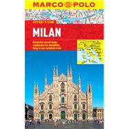 Milan Marco Polo City Map by Marco Polo Travel Publishing, 9783829769686