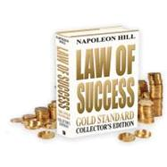 Law of Success Gold Standard by Hill, Napoleon, 9781932429688