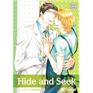Hide and Seek 3 by Sakuragi, Yaya, 9781421579689