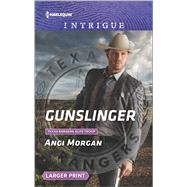 Gunslinger by Morgan, Angi, 9780373749690