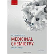 An Introduction to Medicinal Chemistry by Patrick, Graham, 9780198749691