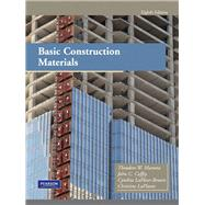 Basic Construction Materials by Marotta, Theodore; Coffey, John C.; LaFleur-Brown, Cynthia; LaPlante, Christine, 9780135129692