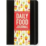Daily Food Journal by Peter Pauper Press, 9781441319692