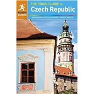 The Rough Guide to the Czech Republic by Humphreys, Rob (Author), 9781405389693