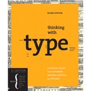 Thinking with Type by Lupton, Ellen, 9781568989693