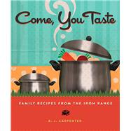 Come, You Taste by Carpenter, B. J., 9780873519694
