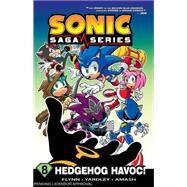 Sonic Saga 8 by Sonic Scribes, 9781619889699