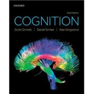 Cognition by Sinnett, Scott; Smilek, Daniel; Kingstone, Alan, 9780199019700