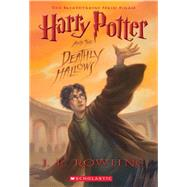 Harry Potter and the Deathly Hallows by Rowling, J. K.; GrandPré, Mary, 9780545139700