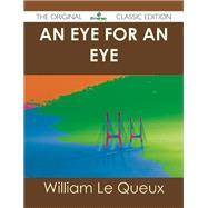 An Eye for an Eye 9781486499700N