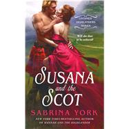 Susana and the Scot by York, Sabrina, 9781250069702