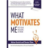 What Motivates Me Put Your Passions to Work by Gostick, Adrian; Elton, Chester, 9780996029704