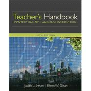 Teacher's Handbook by Shrum, Judith  L.; Glisan, Eileen  W., 9781305109704