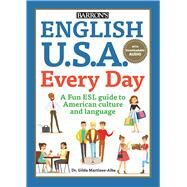 English U.s.a. Every Day by Martinez-alba, Gilda, 9781438009704