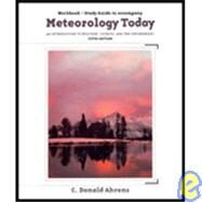 Sg Meteorology Today by Ahrens, 9780314039705