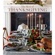 The Best of Thanksgiving by Williams Sonoma, 9781616289706