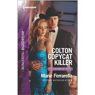 Colton Copycat Killer by Ferrarella, Marie, 9780373279708